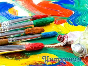 Занятия по живописи и рисунку. Роспись по телу хной (мехенди).